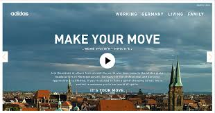 <b>Make your Move</b> | adidas Headquarters Herzogenaurach