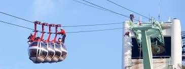Ski lift rescue Petzl USA