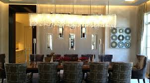 garage glamorous chandelier height from table 8 maxim lighting simple dining room