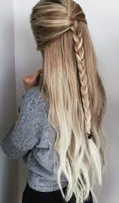 Long Hairstyle Charming Cute Easytyles For Long Hair Pin By Brooke