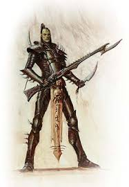 image dark eldar art jpg dawn of war wiki fandom powered by  dark eldar art jpg