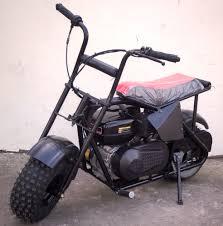 196cc storm mini bike 200 motorcycle 6