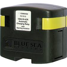 installing a second battery west marine blue sea systems starting isolation si dual sensing automatic charging relay