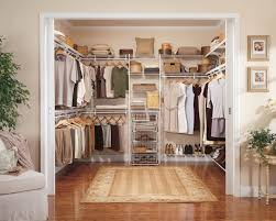 simple yet helpful tips and ideas of bedroom closet organizers modern close design using white