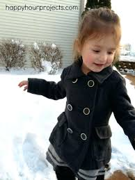 toddler pea coat girl girls coats jackets outerwear old navy wool and hat