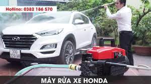 MÁY RỬA XE HONDA - HD 101A - YouTube