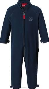 <b>Комбинезон флисовый Reima Ester</b>, цвет: синий. 5163976980 ...