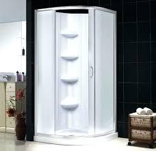 32 inch corner shower shower round shower stalls corner shower stall mat solo x round 32