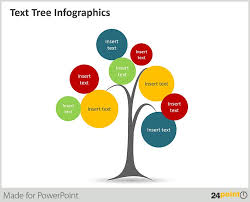 tree in powerpoint examples of powerpoint text tree infographic powerpoint design