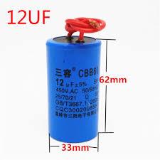 10 uF <b>CBB60</b> 10UF 12UF <b>15UF</b> 16UF 20UF 25UF <b>450V</b> Washing ...