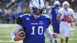 Ryan Boyle Football Indiana State University Athletics
