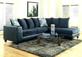denim sofa sensational living room remodel charming home sunny isles blue cindy crawford beachside reviews