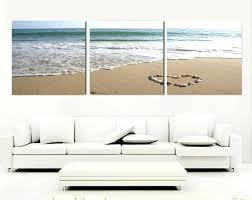 medium size of beach themed canvas wall art australia uk scene pictures 3 piece romantic lovely