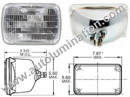 headlights fog lights drl halogen xenon replacement head light h6054 h6053 h6052 6054 6053 6052 halogen sealed beam conversions headlight