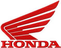 honda motorcycle racing logo. Brilliant Racing Honda Logo Embroidery Design Inside Motorcycle Racing Logo R