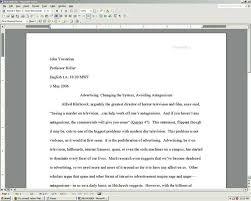 College Essay Format Mla Essays Examples Essay Format Example Format