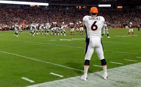 Mark Sanchez Released By Denver Broncos Who Sign Veteran