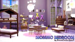 Sims Bedroom My Sims 4 Blog Mommo Bedroom Set By Dreamcatchersims4