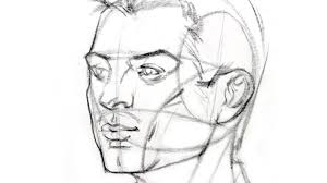 Face Perspective Chart How To Draw The Head From Any Angle Stan Prokopenkos Blog