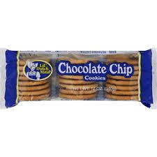 lil dutch maid cookies chocolate chip