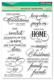 Image result for penny black  new releases Christmas 2017 images