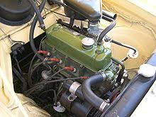nash metropolitan series 3 1500 engine