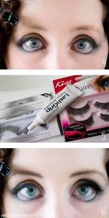 v303 how to create flapper doll eye makeup american ss 1900 s