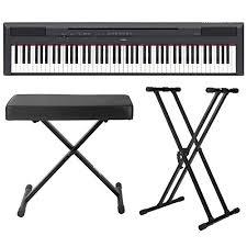 yamaha 88 key digital piano. yamaha-p-115-88-key-digital-piano-black- yamaha 88 key digital piano