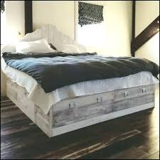 rustic platform beds with storage. Rustic Platform Bed S Room A King . Beds With Storage