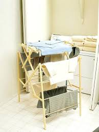 wood clothes drying rack photo 2 of 5 wooden clothes dryer rack clothes drying racks photo
