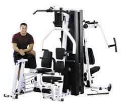 Body Solid Sbl460p4 Exercise Chart Body Solid Exm3000lps Home Gym