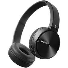 sony headphones wireless. sony premium lightweight wireless bluetooth extra bass noise-isolating stereo headphones k