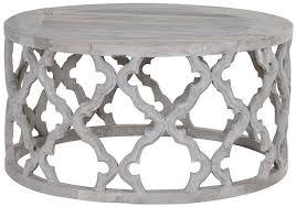 fretwork furniture. round fretwork coffee table furniture