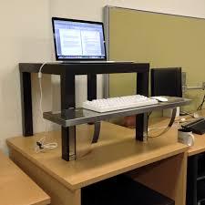 Full Size of Home Desk:96 Unique Standing Desk Exercises Pictures Concept  Home Desk Standingises ...