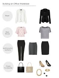how to build a office. How To Build An Office Wardrobe With These Key Pieces - Www.lovelucygirl.com A