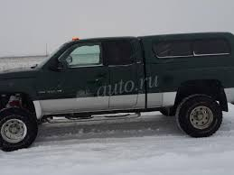 2000 Dodge Ram (br/be) – pictures, information and specs - Auto ...