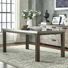 metal top tables dining metal top dining table charming stainless steel dining table top metal dining