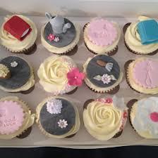 Retirement Cupcakes