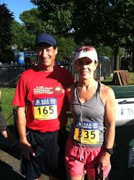 Sharon Resident to Run Boston Marathon in Support of MS Research   Sharon,  MA Patch