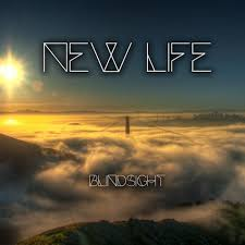 BLINDSIGHT  New Life Front Cover