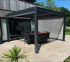high quality contemporary garden gazebo