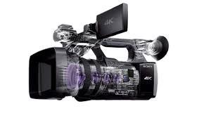 sony video camera price list 2013. 4k handycam sony pxw-z100 is more lens than camera. video camera price list 2013