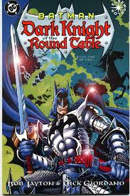 dark knight of the round table cover