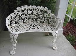 vintage wrought iron garden furniture. Antique Cast Iron Furniture 22 Best Garden Images On Pinterest Vintage Wrought T