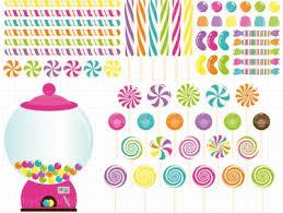 candyland border clip art. Exellent Art Candyland Clipart Free And Border Clip Art K
