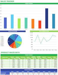 Free Sales Plan Templates Smartsheet Excel Dashboard