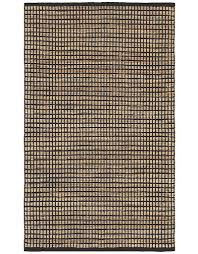 natural fiber kiana anthracite indoor area rug