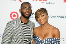 In august 2012, jada and chris paul had their second child. Chris Jada Paul Give A Hurricane Hit High School A Prom To Remember Global Grind