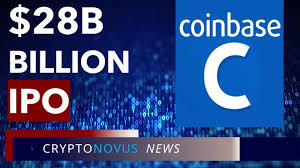Bloomberg's eddie van der walt explains why this is perhaps the biggest development in the crypto space since satoshi. Coinbase Ipo Coming 28 Billion Valuation Sets The Bar For Others Coinbase Grt Launch Youtube