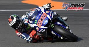jorge lorenzo smashes valencia motogp lap record